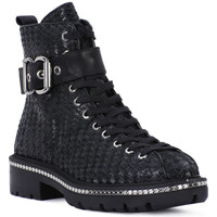 Schoenen Dames Low boots Elvio Zanon SELLERIA Nero