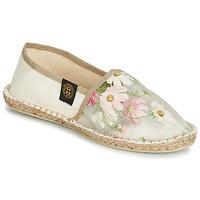 Schoenen Dames Espadrilles Art of Soule BOHEME Beige / Fleur