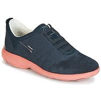 Schoenen Dames Lage sneakers Geox D NEBULA Marine