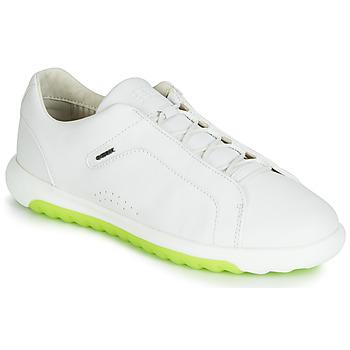 Schoenen Heren Lage sneakers Geox U NEXSIDE Wit
