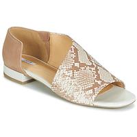 Schoenen Dames Sandalen / Open schoenen Geox D WISTREY SANDALO Beige