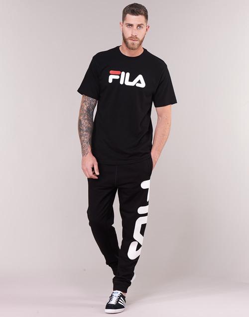 Kleding 58GDfdsfsdgjdiJKJHM  Fila PURE Basic Pants Zwart