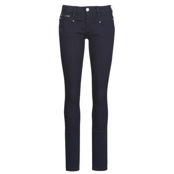 Textiel Dames Skinny jeans Freeman T.Porter Alexa Slim S-SDM Marine / Donker