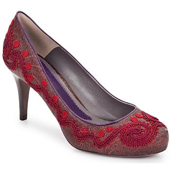 Schoenen Dames pumps Etro BRIGITTE Rood