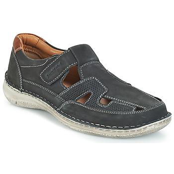 Schoenen Heren Sandalen / Open schoenen Josef Seibel ANVERS 82 Blauw