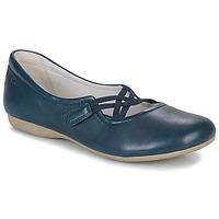 Schoenen Dames Ballerina's Josef Seibel FIONA 39 Blauw