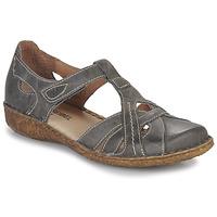 Schoenen Dames Sandalen / Open schoenen Josef Seibel ROSALIE 29 Blauw