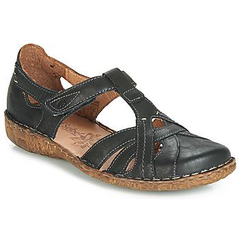 Schoenen Dames Sandalen / Open schoenen Josef Seibel ROSALIE 29 Zwart