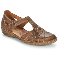 Schoenen Dames Sandalen / Open schoenen Josef Seibel ROSALIE 29 Bruin