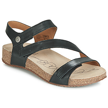 Schoenen Dames Sandalen / Open schoenen Josef Seibel TONGA 25 Zwart
