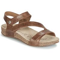 Schoenen Dames Sandalen / Open schoenen Josef Seibel TONGA 25 Bruin