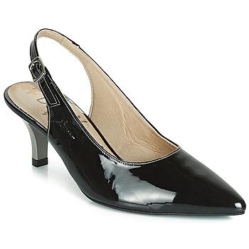 Schoenen Dames pumps Dorking 7814 Zwart
