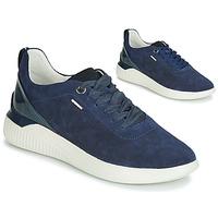 Schoenen Dames Lage sneakers Geox THERAGON Marine
