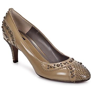 Schoenen Dames Enkellaarzen Etro GRACE Beige