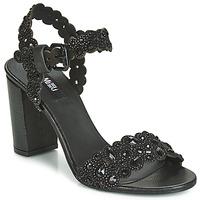 Schoenen Dames Sandalen / Open schoenen Mimmu 567Z14 Zwart