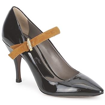 Schoenen Dames pumps Etro SHIRLEY Zwart/ mosterd