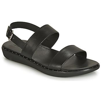 Schoenen Dames Sandalen / Open schoenen FitFlop BARRA Zwart