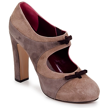 Schoenen Dames pumps Antonio Marras ALINA Camel