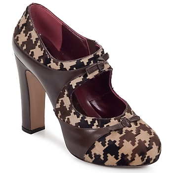 Schoenen Dames pumps Antonio Marras ALINA Bruin