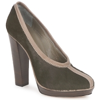 Schoenen Dames pumps Kallisté ESCARPIN 5949 Military