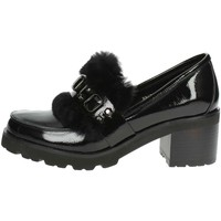 Schoenen Dames Mocassins Luciano Barachini BB174C Black