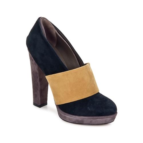 Schoenen Dames pumps Kallisté BOTTINE 5854 Grijs geel