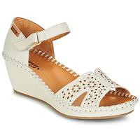 Schoenen Dames Sandalen / Open schoenen Pikolinos MARGARITA 943 Wit