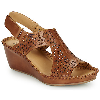 Schoenen Dames Sandalen / Open schoenen Pikolinos MARGARITA 943 Bruin