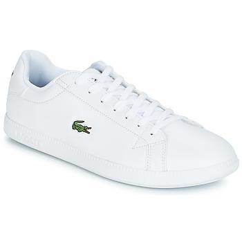Schoenen Heren Lage sneakers Lacoste GRADUATE BL 1 Wit