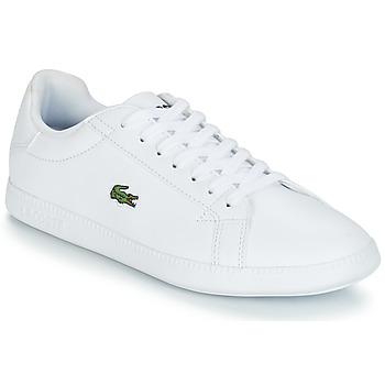 Schoenen Dames Lage sneakers Lacoste GRADUATE BL 1 Wit