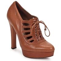 Schoenen Dames Low boots Sebastian AYCU Bruin