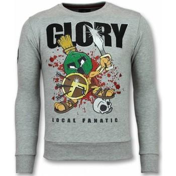 Textiel Heren Sweaters / Sweatshirts Local Fanatic Glory Trui - Marvin Spartacus Heren Sweater 35