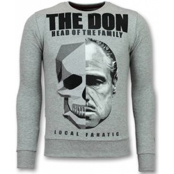 Textiel Heren Sweaters / Sweatshirts Local Fanatic Godfather Trui - Godfather Heren Sweater - The Don 35