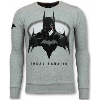 Textiel Heren Sweaters / Sweatshirts Local Fanatic Batman  Trui - Batman Heren Sweater - Truien Mannen 35