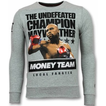 Sweater Local Fanatic  Mayweather Trui - Floyd Heren Sweater