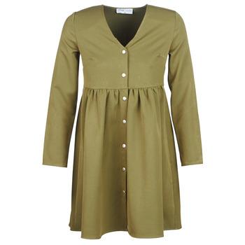 Textiel Dames Korte jurken Betty London J.PRETTY TIME Kaki