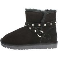 Schoenen Dames Snowboots Pregunta PL3358PL 001 Black