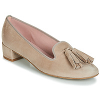 Schoenen Dames pumps Pretty Ballerinas ANGELIS Beige