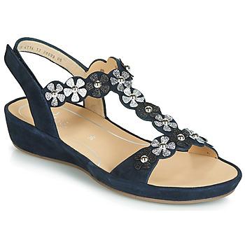 Schoenen Dames Sandalen / Open schoenen Ara CAP-HS Zwart