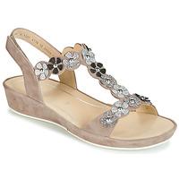 Schoenen Dames Sandalen / Open schoenen Ara CAP-HS Bruin