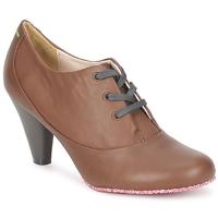 Schoenen Dames Low boots Terra plana GINGER ANKLE Bruin