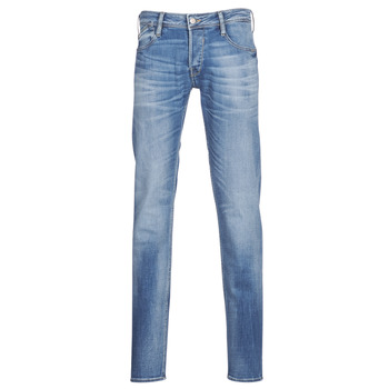 Textiel Heren Skinny jeans Le Temps des Cerises 711 Blauw / Medium