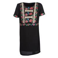 Textiel Dames Korte jurken Desigual TRALEE Zwart