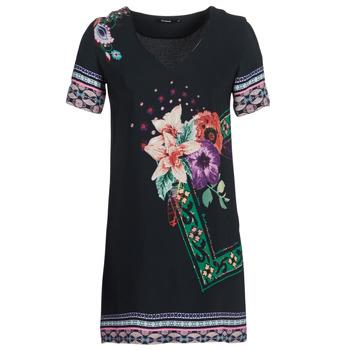 Textiel Dames Korte jurken Desigual BARTA Multi