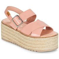 Schoenen Dames Sandalen / Open schoenen Coolway CECIL Roze