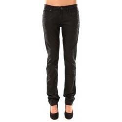 Textiel Dames 5 zakken broeken Dress Code Jeans Remixx RX520 Noir Zwart