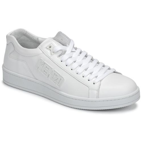 Schoenen Heren Lage sneakers Kenzo TENNIX Wit