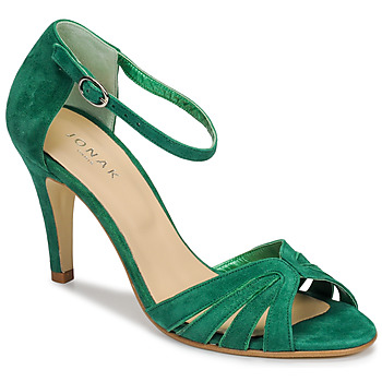 f2c9880776244d Schoenen Dames Sandalen   Open schoenen Jonak DONIT Groen