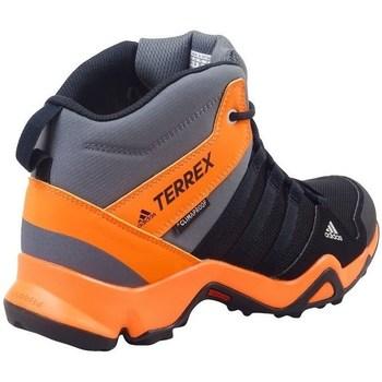 Schoenen Heren Hoge sneakers adidas Originals Terrex AX2R Mid CP Zwart