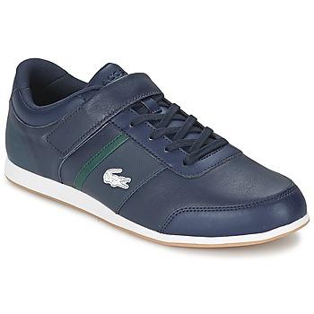 Schoenen Heren Lage sneakers Lacoste EMBRUN REI Blauw